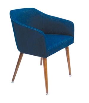 صندلی میلانو دسته دار