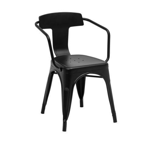 صندلی دسته دار فلزی Tolix II