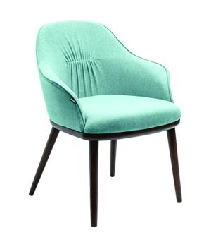 صندلی دسته دار ونوس پشت شیاردار