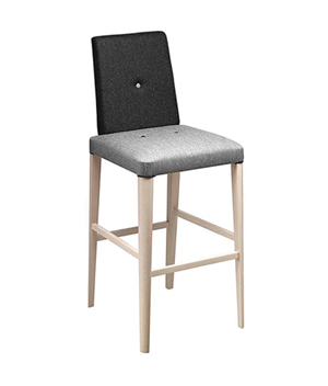 صندلی کانتر پونتو پایه چوبی