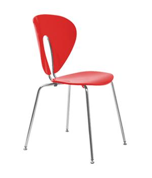 صندلی پلی کربنات لانژ