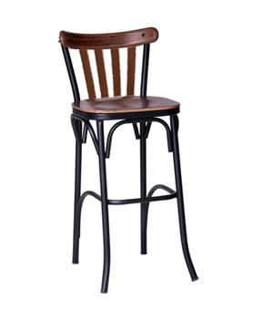 صندلی کانتر فلزی برسو