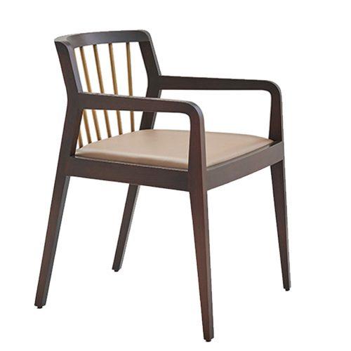 صندلی دسته دار لوگانو