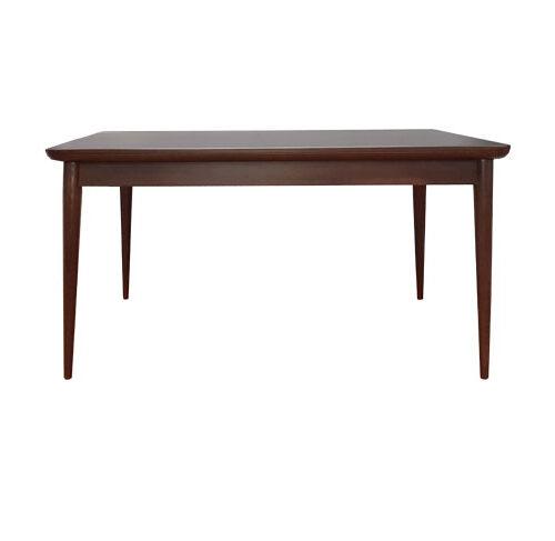 میز مستطیل ۱۴۰×۸۰چوبی تریا