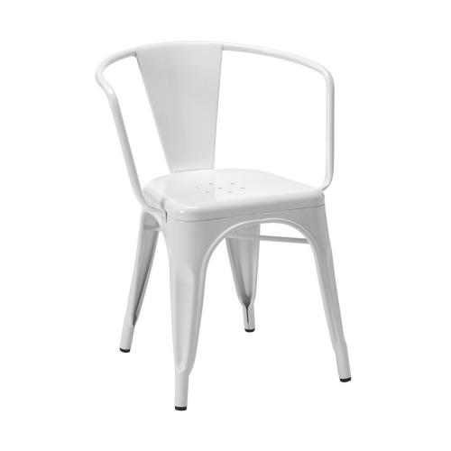 صندلی دسته دار فلزی Tolix