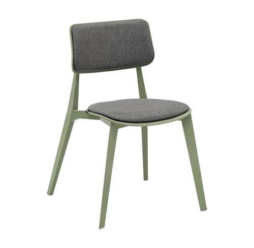 صندلی کینگ با تشک کف و پشت