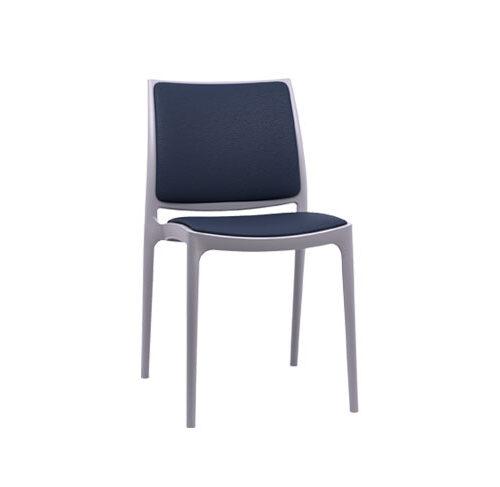 صندلی مایا با تشک کف و پشت