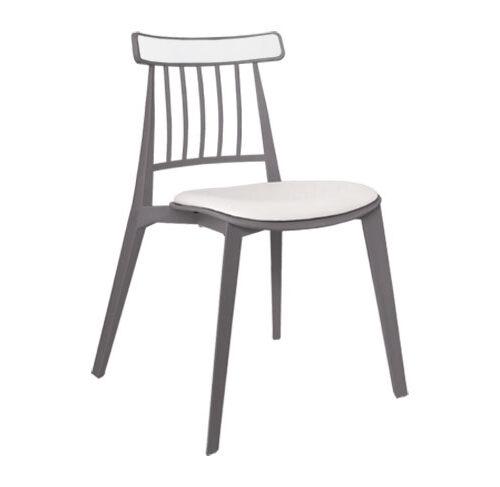 صندلی کویین با تشک کف و پشت