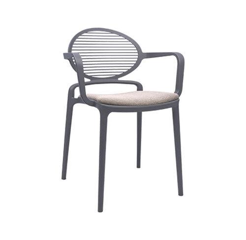 صندلی دسته دار ماکان با تشک