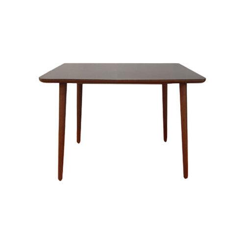 میز مربع ۸۰×۸۰ مایا چوبی