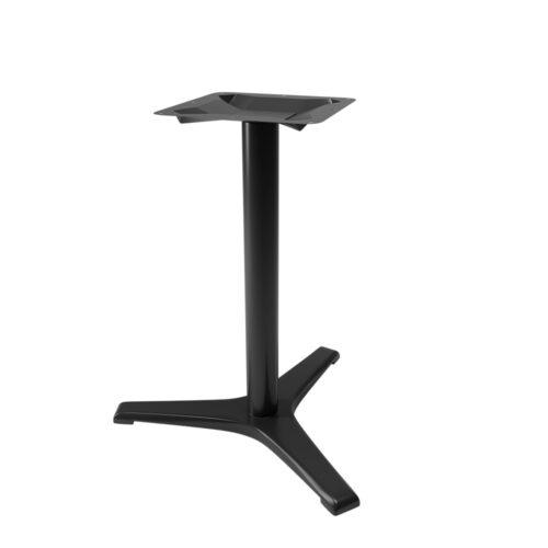 پایه میز سه پر چدنی
